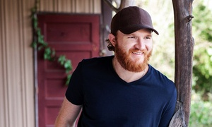 McGrath Amphitheatre: Eric Paslay at McGrath Amphitheatre on Saturday, July 4, at 3:30 p.m. (Up to 47% Off)