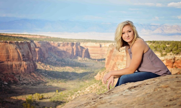 Jansons Photography - Colorado Springs: 90-Minute Outdoor Photo Shoot from Jansons Photography (25% Off)
