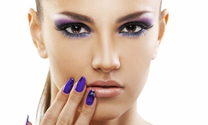 Lush Lash Lounge: One Full Set of Eyelash Extensions with Optional Refill at Lush Lash Lounge (Up to 65% Off)