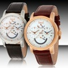 Arbutus Park Ave Automatic Dual-Time Watches