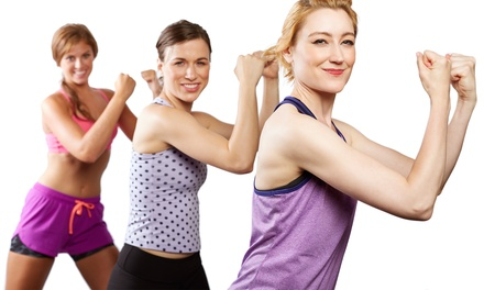 30-Day Membership Package or 10 Personal-Training Sessions at Marvelous Fitness LLC (Up to 67% Off)