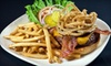K O'Donnell's American Bar and Grill - Scottsdale: Pub Food at K O'Donnell's American Bar & Grill in Scottsdale (Half Off). Two Options Available.