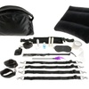 Pipedream Ultimate Fetish Fantasy Restraint Kit with Dong