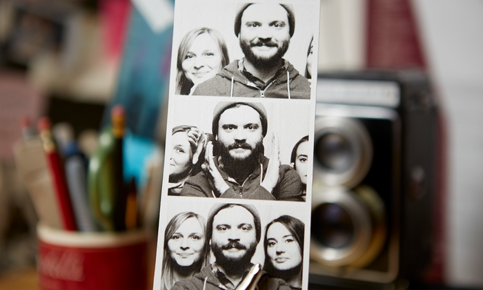 City Limits Photo Booth - Chicago: $699 for $999 Worth of Photo-Booth Rental — City Limits Photo Booth