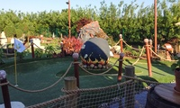 18-Hole Adventure Mini Golf Session for Up to Four at Rascal Bay Margate