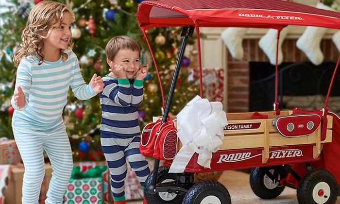 Radio Flyer: Custom Build-A-Wagon, Build-A-Trike, or Build-A-Balance Bike from Radio Flyer (Up to 42% Off)