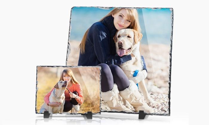 Printerpix: Custom Photo Prints on Slate from $5 by Printerpix (Up to 86%Off)