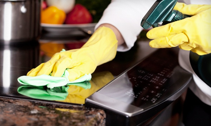 Maid 4 Hire - Multiple Locations: One or Three Two-Hour Housecleaning Sessions from Maid 4 Hire (Up to 72% Off)