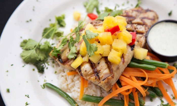 Dead Fish Grill - Belton: Seafood and Southern-Inspired Cuisine at Lunch or Dinner at Dead Fish Grill (50% Off)