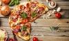 Pizzeria Azzurro - Preganziol: Menu pizza, panuozzo o arrotolato con antipasto, dolce e birra da Pizzeria Azzurro (sconto fino a 53%)
