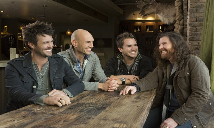 Eli Young Band - House of Blues Myrtle Beach: Eli Young Band at House of Blues Myrtle Beach on December 4 at 8 p.m. (Up to 40% Off)