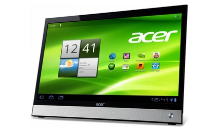 "Acer 21.5"" Android LED Smart Display with Touchscreen, Webcam, Keyboard, and Mouse"