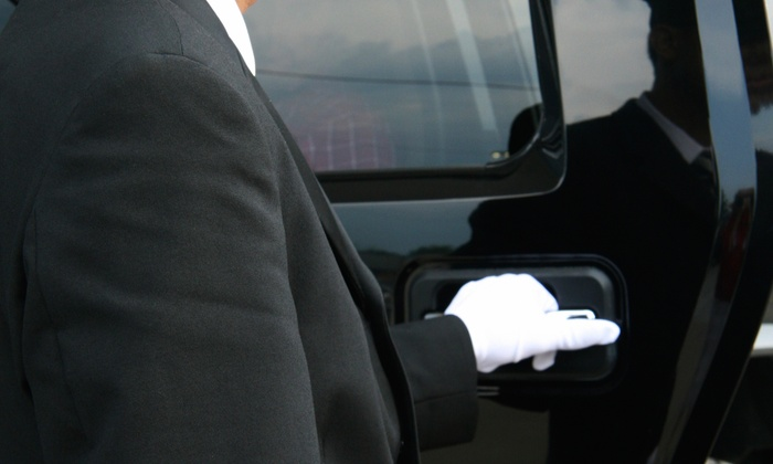 Any Time Limousine - San Francisco: One-Way or Round-Trip Airport Transportation in a Limousine or SUV from Any Time Limousine (Up to 51% Off)