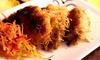 56% Off Moroccan Cuisine at Le Souk