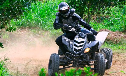 image for Children's Quad Biking from £21 at Quadding It UK