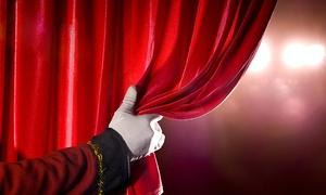 Theater Fact: 2 Tickets für eine Veranstaltung nach Wahl vom September bis Dezember 2016 im Theater Fact (50% sparen)