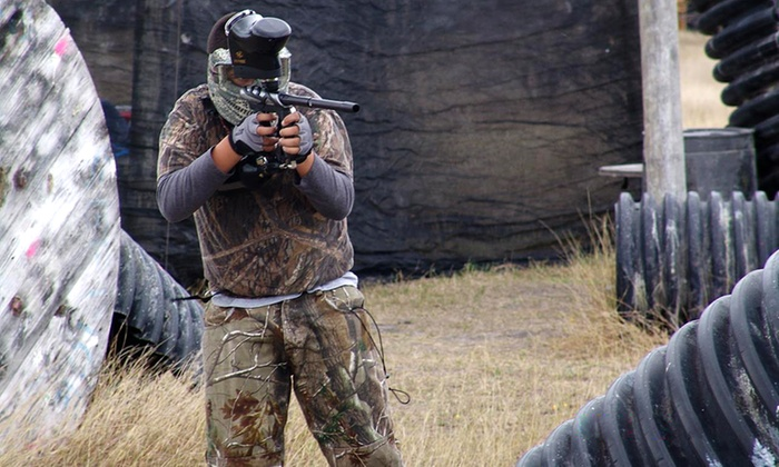 Paintball Fixx - Corpus Christi West: $15 for a Paintball Package at Paintball Fixx ($30 Value)