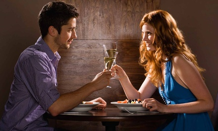 $30 for a Romantic Dinner for Two at a Mystery Location Near County Line Coalition (Up to $60.25 Value)