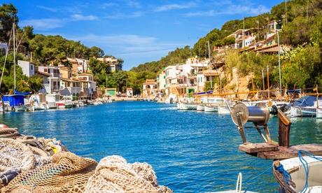 Menorca: 3, 5 o 7 noches en hotel o apartamento para 2 personas
