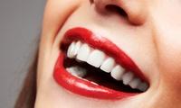 1 o 2 sesiones de blanqueamiento dental con limpieza bucal desde 44,95 € en Addenta