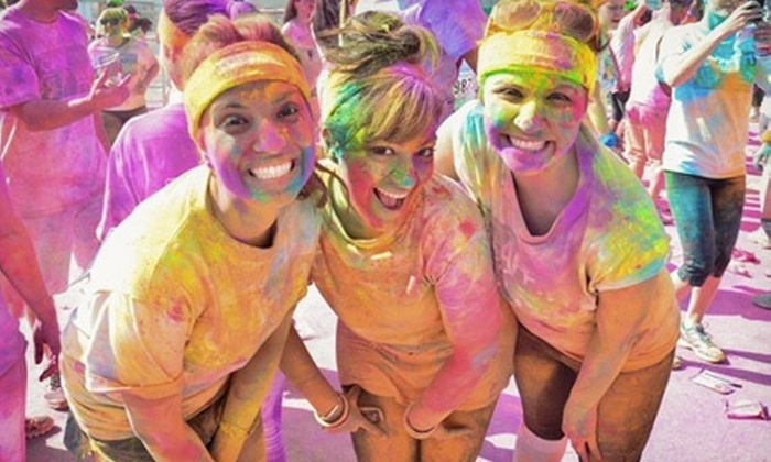 Graffiti Run - Judson: $30 for the Graffiti Run Charity 5K on Sunday, September 22 ($55 Value)