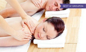 CJM Health and Wellness Spa: $89 for Couples Massage Package at CJM Health and Wellness Spa ($300 Value)