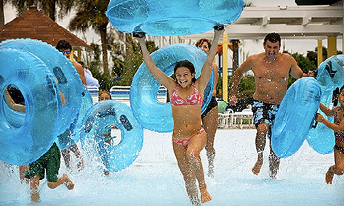 Jekyll Island Authority - Jacksonville: $9 for One-Day Admission to Summer Waves Water Park on Jekyll Island (Up to $19.95 Value)