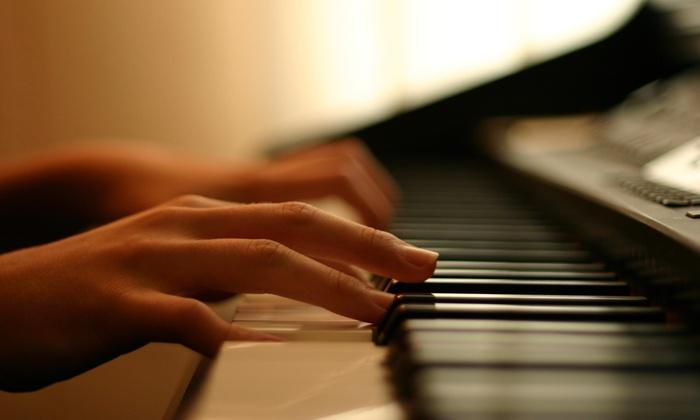 Pianocadabra! - Bradenton: A 45-Minute Private Music Lesson from Pianocadabra! (40% Off)