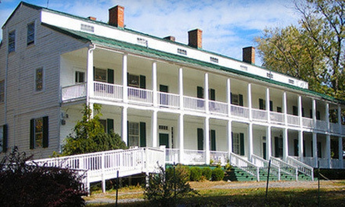 Landon House Mansion - on location: Civil War Ghost Tour with Barbecue Dinner for an Adult or Child at Landon House Mansion (Up to 63% Off)