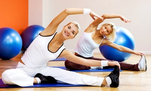 Studio Six Pilates: $25 for $50 Groupon — Studio Six Pilates