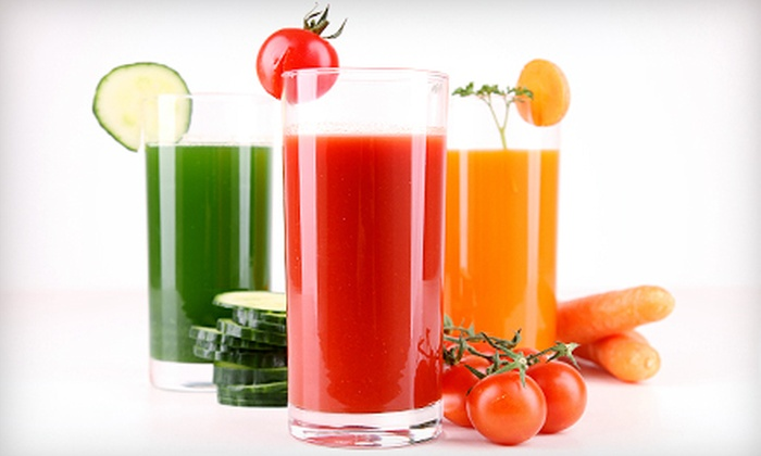 Khepra's Raw Food Juice Bar - H Street - NoMa: Raw-Food Cleanse, Juice Cleanse, or Raw Food at Khepra's Raw Food Juice Bar. (Up to 62% Off) Five Options Available.