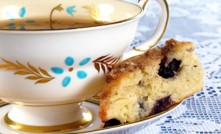 $27 for a Summer Time Tea for Two at Kimberly Ann's Victorian Tea Room & Cafe ($50 Value)