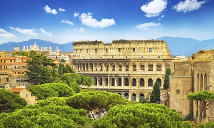 ✈ Rome: 25 Nights at a Choice of 4* Hotels with Breakfast and Flights*