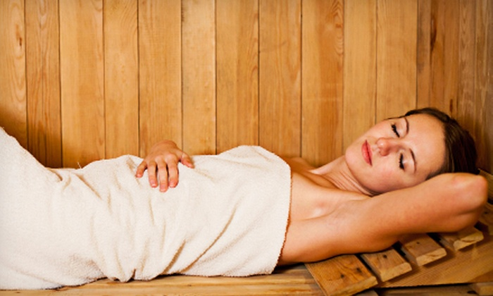 Life Vessel Santa Barbara Wellness Center - Downtown Goleta: 5 or 10 Far-Infrared-Sauna Sessions at Life Vessel Santa Barbara Wellness Center (Up to 82% Off)