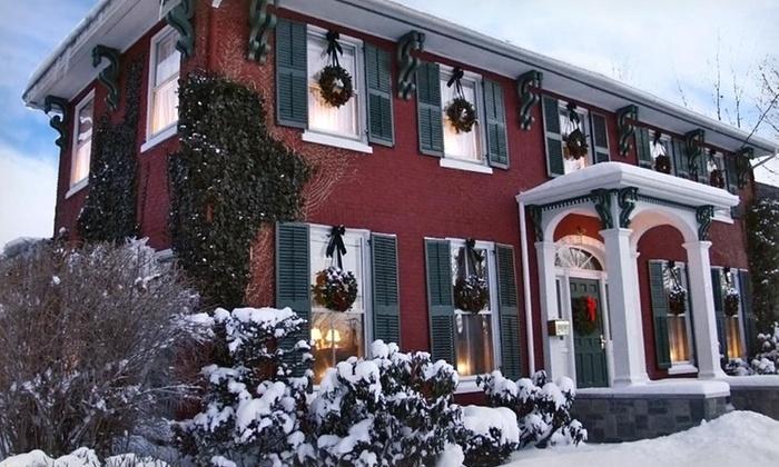 Grape Arbor Bed & Breakfast - North East, Pennsylvania : 2-Night Stay at Grape Arbor Bed & Breakfast in North East, PA
