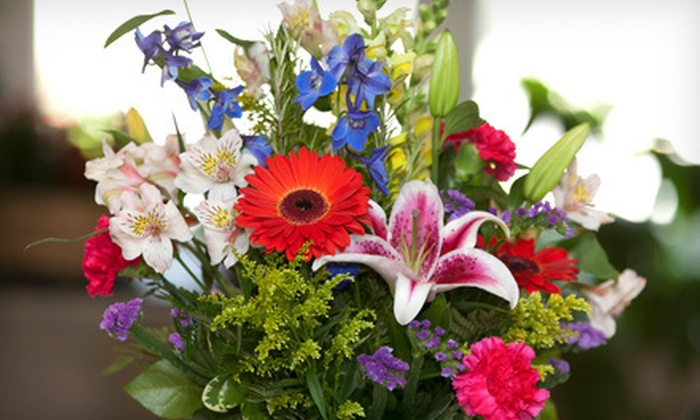 Amling's Flowers - Multiple Locations: $30 for $60 Worth of Flowers and Floral Arrangements at Amling's Flowers
