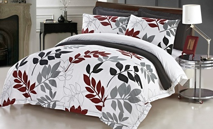 100% Cotton New Season 6-Piece Duvet Cover Set from $79.99–$89.99