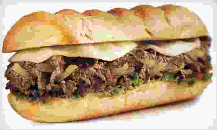 Charley's Grilled Subs - Multiple Locations: $6 for $12 Worth of Subs and Gourmet Fries at Charley's Grilled Subs