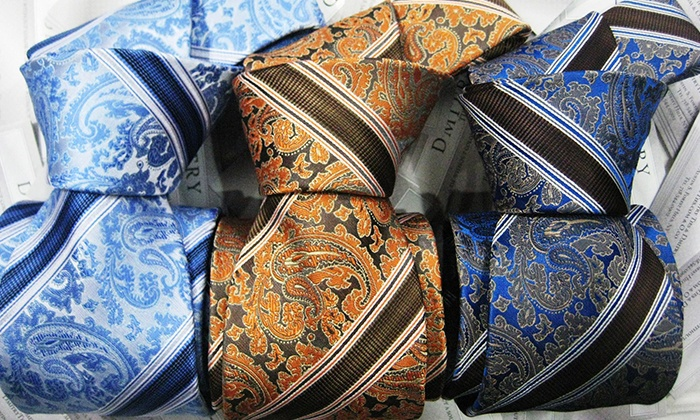 DMITRY Ties - Forest Hills: $5 for 0% Off Your Entire Purchase at DMITRY Ties