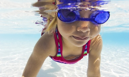$39 for a Four-Week Parent-and-Tot or Beginner Level 1 Swim Class at LaCamas Swim & Sport($65 Value)