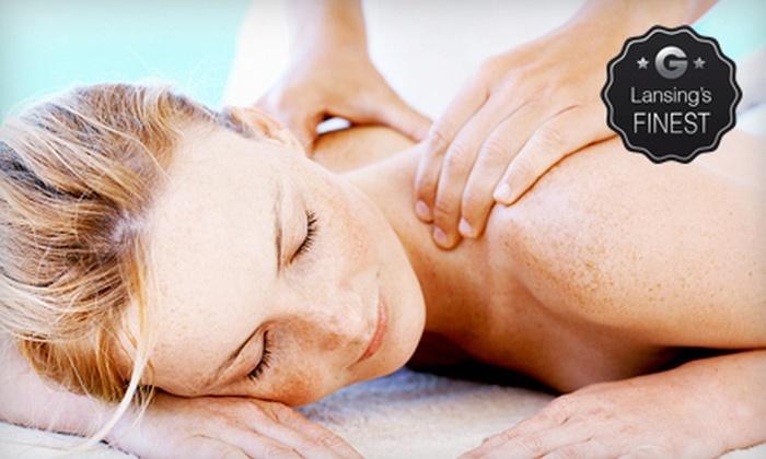 Ledge's Therapeutic Massage - Grand Ledge: $29 for a 60-Minute Deep-Tissue Massage at Ledge's Therapeutic Massage ($65 Value)