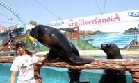 Un ingresso per bambino o adulto al parco tematico Gulliverlandia a Lignano Sabbiadoro (sconto fino a 39%)