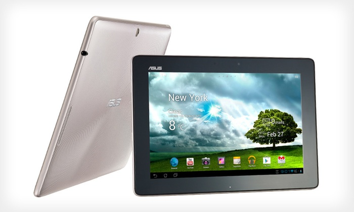 ASUS 16GB Transformer Tablet: $269 for an ASUS 16GB Transformer Tablet in Champagne ($349 List Price). Free Shipping and Free Returns.
