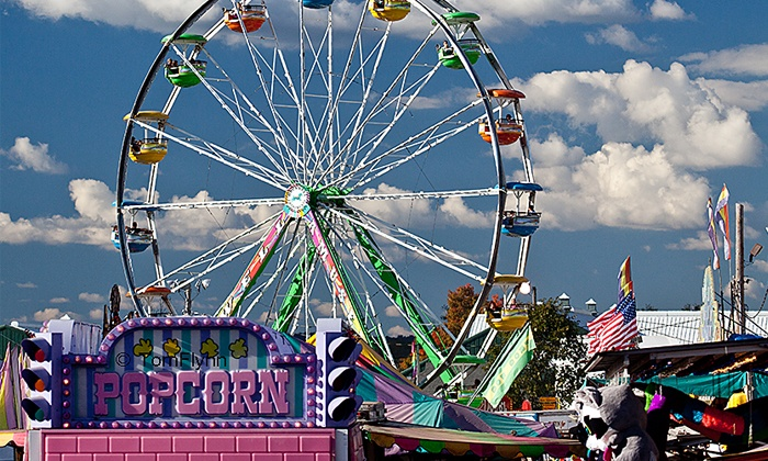 96th-Annual Durham Fair - Durham: 96th-Annual Durham Fair for Two or Four with Parking (Up to 42% Off). Four Options Available.