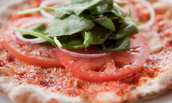 Easy Pie - Braintree Highlands: $22 for Two  Signature Pizza Pies at Easy Pie ($42.50 Value)