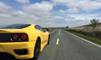 20- or 45-Minute Ferrari Driving Experience with Golden Moments