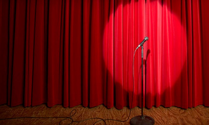 The Comedy Zone DC - Windows Over Washington at the DoubleTree: The Comedy Zone DC Standup for Four with Parking at Windows Over Washington at the DoubleTree Hotel (Up to 73% Off)