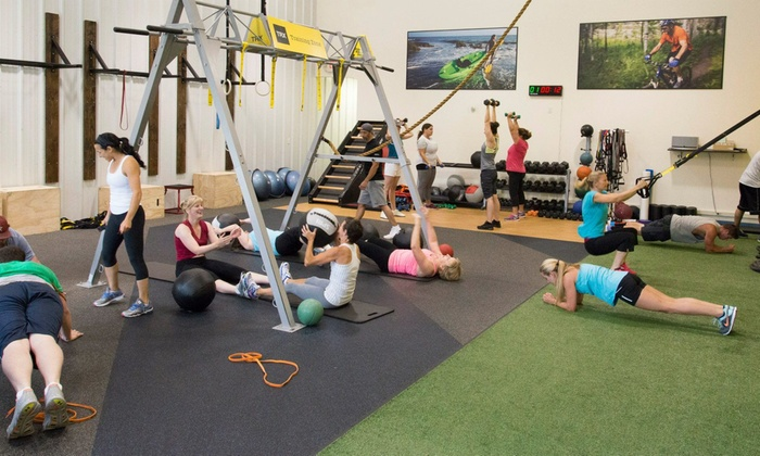 Gina's Total Fitness - South Windsor: Four Weeks of Fitness Classes at Gina's Total Fitness (45% Off)