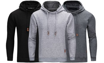 Nathan Textured Overhead Hoodie