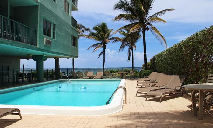null - Fort Lauderdale: Stay at Seabonay Beach Resort in Hillsboro Beach, FL